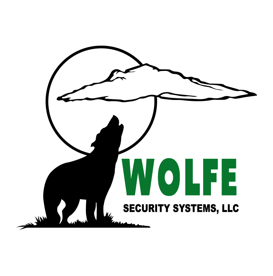 Wolfe Security Systems Logo